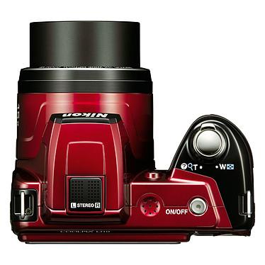 Avis Nikon Coolpix L110 Rouge + Etui Nikon CS-P03 + Carte SD 4 Go
