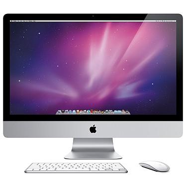 "Apple iMac 27"" - 3.2 GHz Apple iMac - Intel Core i3 3.2 GHz 4 Go 1 To Graveur DVD LED 27"" ATI Radeon HD 5670 Mac OS X Snow Leopard"