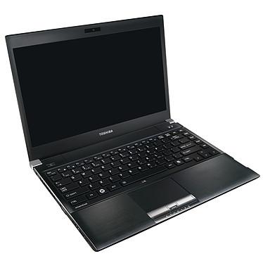 """Toshiba Portégé R700-13K Toshiba Portégé R700-13K - Intel Core i3-350M 4 Go 320 Go 13.3"""" LED Graveur DVD Wi-Fi N/Bluetooth/3G Webcam Windows 7 Professionnel 64 bits + XP Pro"""