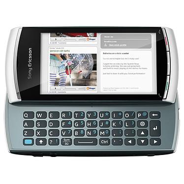 Acheter Sony Ericsson Vivaz Pro Blanc