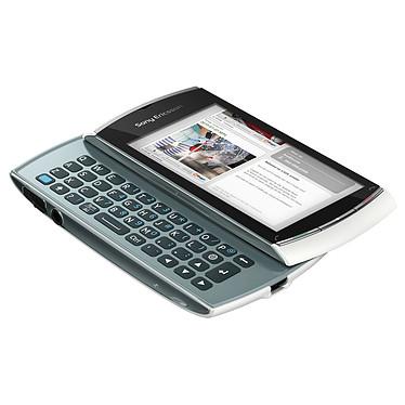 Avis Sony Ericsson Vivaz Pro Blanc