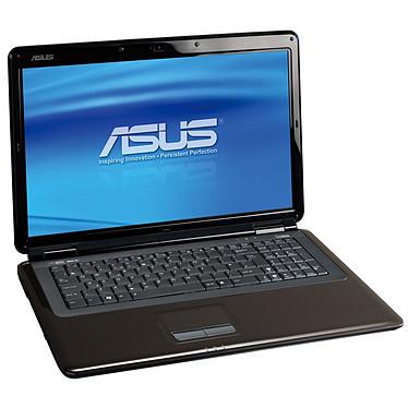 """ASUS X70IJ-TY177V ASUS X70IJ-TY177V - Intel Core 2 Duo T6570 4 Go 640 Go 17.3"""" LED Graveur DVD Wi-Fi N Webcam Windows 7 Premium 64 bits  (garantie constructeur 1 an)"""