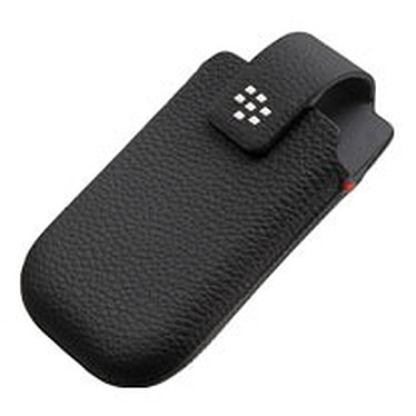 BlackBerry Holster en cuir (pour BlackBerry Torch 9800) BlackBerry Holster en cuir (pour BlackBerry Torch 9800)