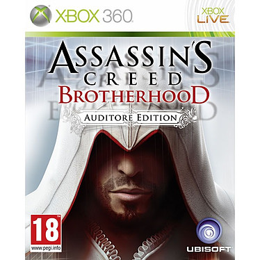 Assassin's Creed Brotherhood Auditore Edition (Xbox 360) Assassin's Creed Brotherhood Auditore Edition (Xbox 360)