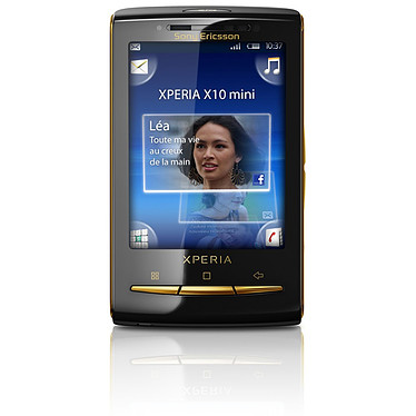 Acheter Sony Ericsson Xperia X10 mini Gold