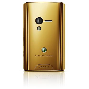 Avis Sony Ericsson Xperia X10 mini Gold