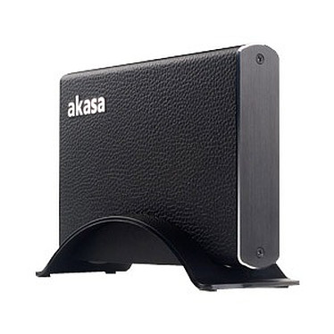 "Akasa AK-IC10U3-BK élite ""S"" Akasa AK-IC10U3-BK élite ""S"" - Boitier externe pour disque dur 3""1/2 SATA sur port USB 3.0 (coloris noir)"