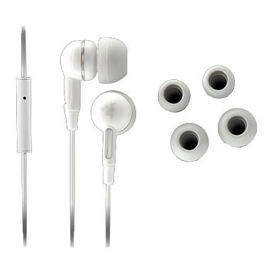Razer Moray+ Blanc Razer Moray+ - Ecouteurs intra-auriculaires pour joueur avec micro intégré (coloris blanc)