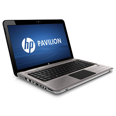 "HP Pavilion dv6-3172sf Intel Core i5-460M 4 Go 640 Go 15.6"" LED ATI Mobility Radeon HD 5470 Graveur DVD LightScribe Wi-Fi N/Bluetooth Webcam Windows 7 Premium 64 bits"