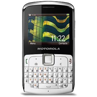 Motorola EX112 Téléphone 2G avec clavier complet