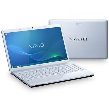 "Sony VAIO VPCEB3E1E/WI Sony VAIO VPCEB3E1E/WI - Intel Pentium P6100 4 Go 320 Go 15.5"" LCD ATI Mobility Radeon HD 5470 Graveur DVD Wi-Fi N/Bluetooth Webcam Windows 7 Premium 64 bits"