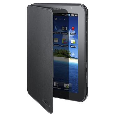 """Samsung EF-C980N Noir Samsung EF-C980N Noir - Etui en cuir type agenda pour Galaxy Tab 7"""""""