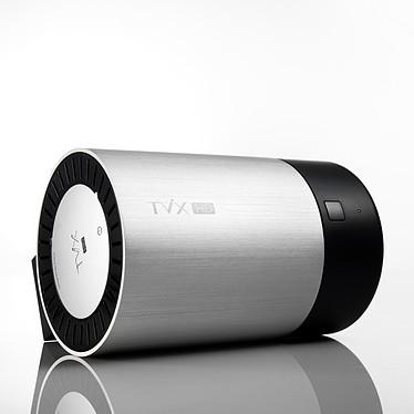 DViCO TViX HD Cafe WiFi Silver Lecteur multimédia HD pour disque externe USB, Ethernet et Wi-Fi