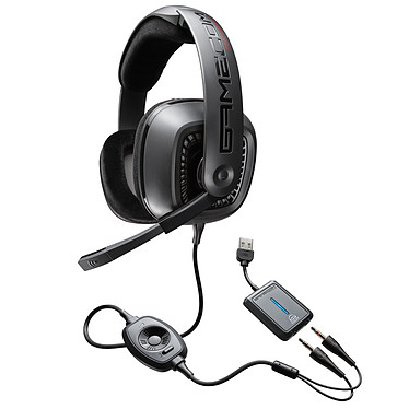 Plantronics Gamecom 777  Casque micro USB gaming (technologie Dolby 7.1)