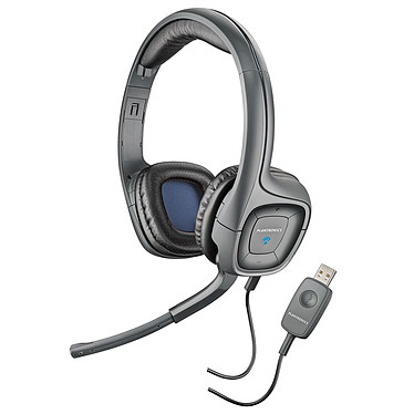 Plantronics .Audio 655 DSP Plantronics .Audio 655 DSP - Casque micro stéréo USB