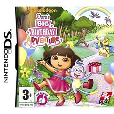Dora's Big Birthday Adventure (Nintendo DS) Dora's Big Birthday Adventure (Nintendo DS)