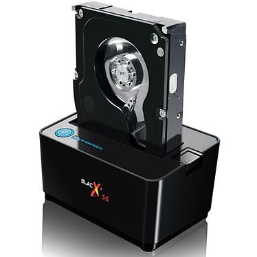 """Thermaltake BlacX 5G Thermaltake BlacX 5G - Station d'accueil pour disque dur SATA 2""""1/2 et 3""""1/2 sur ports USB 3.0"""