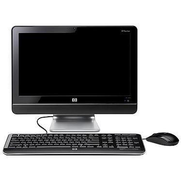 "HP Pavilion All-in-One MS229 HP Pavilion All-in-One MS229 - AMD Athlon II X2 250u 4 Go 640 Go NVIDIA GeForce G210 LCD 18.5"" Graveur DVD LightScribe Wi-Fi G Webcam Windows 7 Premium 64 bits"