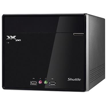 Shuttle XPC Barebone SG41J1 Plus V2 Black Shuttle SG41J1 Plus V2 - Mini-Barebone (Intel G41 Express) - (coloris Noir)