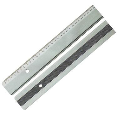 Règle aluminium plate 50 cm Règle plate en aluminium 50 cm