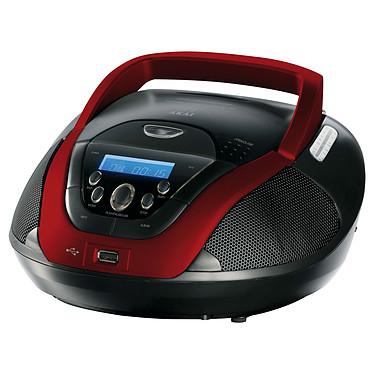 Akai Boombox AJP-6411 Akai Boombox AJP-6411 - Radio CD MP3 avec port USB