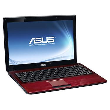 "ASUS K52JC-EX457V ASUS K52JC-EX457V - Intel Pentium P6100 4 Go 500 Go 15.6"" LCD NVIDIA GeForce 310M Graveur DVD Wi-Fi N/Bluetooth Webcam Windows 7 Premium 64 bits (garantie constructeur 2 ans)"