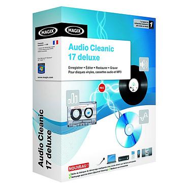 MAGIX Audio Cleanic 17 deluxe MAGIX Audio Cleanic 17 deluxe (français, WINDOWS)