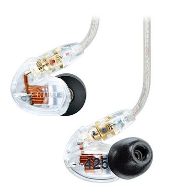 Shure SE425 Translucide Ecouteurs intra-auriculaire haute définition