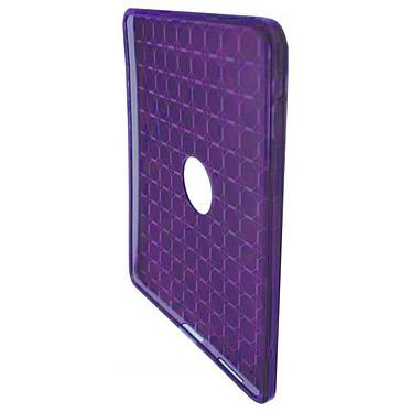 Urban Factory Silicone Case (violet) Coque en silicone pour iPad (coloris violet)