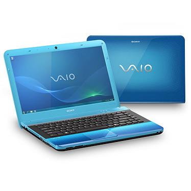 "Sony VAIO VPCEA3S1E/L Sony VAIO VPCEA3S1E/L - Intel Core i3-370M 4 Go 500 Go 14"" LED ATI Mobility Radeon HD 5470 Graveur DVD Wi-Fi N/Bluetooth Webcam Windows 7 Premium 64 bits"