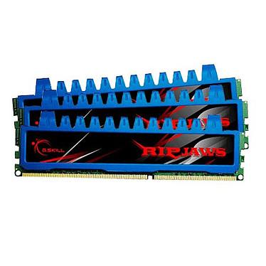 G.Skill RM Series RipJaws 12 Go (3x 4Go) DDR3 2000 MHz G.Skill RM Series RipJaws 12 Go (kit 3x 4 Go) DDR3-SDRAM PC3-16000 - F3-16000CL9T-12GBRM (garantie 10 ans par G.Skill)