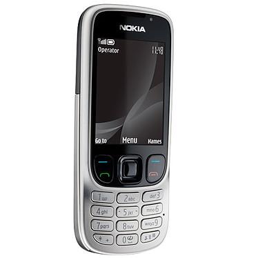 Nokia 6303i classic Noir/Argent Nokia 6303i classic Noir/Argent - Téléphone 2G