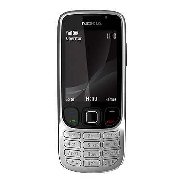 Acheter Nokia 6303i classic Noir/Argent