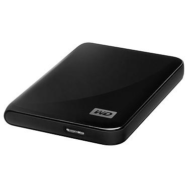 """Western Digital My Passport Essential 320 Go Noir (USB 3.0) Disque dur externe 2.5"""" sur port USB 3.0/USB 2.0  (garantie constructeur 2 ans)"""