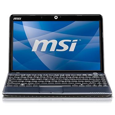 "MSI Wind U200-270 MSI Wind U200-270 - Intel Celeron Dual-Core SU2300 2 Go 320 Go 12"" LED Wi-Fi N Webcam Windows 7 Premium (garantie constructeur 2 ans)"