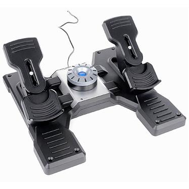 Acheter Saitek Pro Flight Private Pilot: Yoke System + Rudder Pedals + Radio Panel + Switch Panel