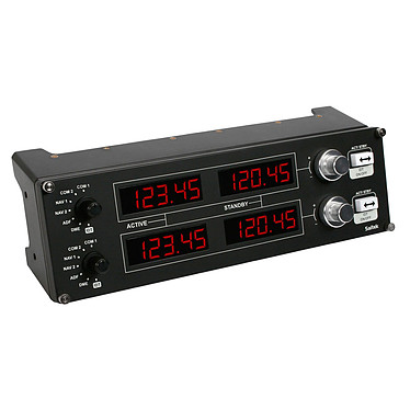 Avis Saitek Pro Flight Private Pilot: Yoke System + Rudder Pedals + Radio Panel + Switch Panel
