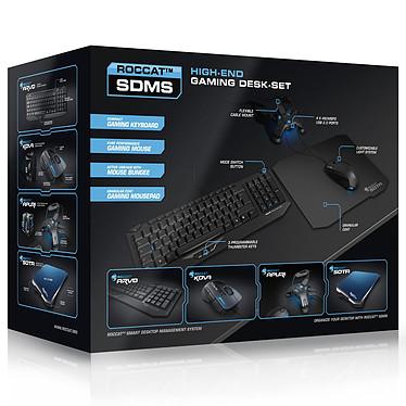 ROCCAT SDMS (Smart Desktop Management System) ROCCAT SDMS (Smart Desktop Management System) - Ensemble ergonomique complet pour joueur