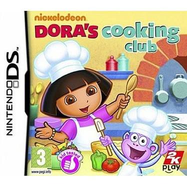 Dora's Cooking Club (Nintendo DS) Dora's Cooking Club (Nintendo DS)