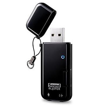 Creative Sound Blaster X-Fi Go! Pro Creative Sound Blaster X-Fi Go! Pro - Carte son externe USB