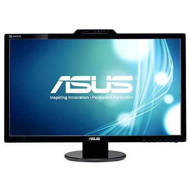 """ASUS 27"""" LED - VK278Q 1920 x 1080 pixels - 2 ms (gris à gris) - Format large 16/9 - Webcam rotative 2 mégapixels - DisplayPort / HDMI (garantie constructeur 3 ans)"""