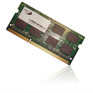 LDLC SO-DIMM 4 Go DDR3 1333 MHz CL9 RAM SO-DIMM DDR3 PC10600