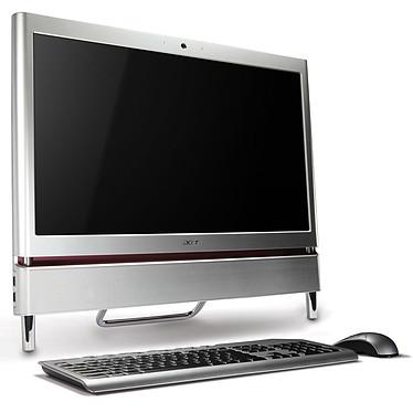 "Acer Aspire AZ5710 Acer Aspire AZ5710 - Intel Core i3-540 4 Go 1 To NVIDIA GeForce GT 240M LCD 23"" Tactile Graveur DVD Wi-Fi N/Bluetooth Webcam Windows 7 Premium 64 bits"