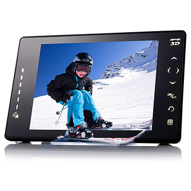 Acheter Aiptek 3D Digital Photo Frame P8