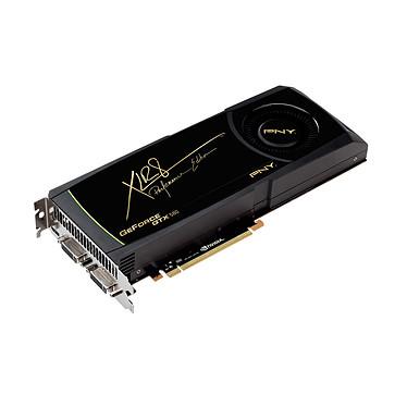 PNY GeForce GTX 580 1536 MB 1536 Mo Dual DVI/Mini HDMI - PCI Express (NVIDIA GeForce avec CUDA GTX 580)