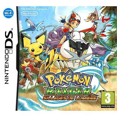 Pokémon Ranger : Sillages de Lumière (Nintendo DS)