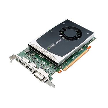 PNY Quadro 2000 1 GB PNY Quadro 2000 - 1 Go DVI/Dual DisplayPort - PCI Express (NVIDIA Quadro 2000)