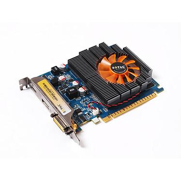 ZOTAC GeForce GT 430 1 GB ZOTAC GeForce GT 430 1 GB - 1 Go HDMI/DVI/DisplayPort - PCI Express (NVIDIA GeForce avec CUDA GT 430)