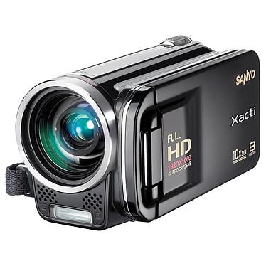Sanyo Xacti VPC-FH1 Noir Sanyo Xacti VPC-FH1 Noir - Caméscope Full HD 1080p à carte mémoire