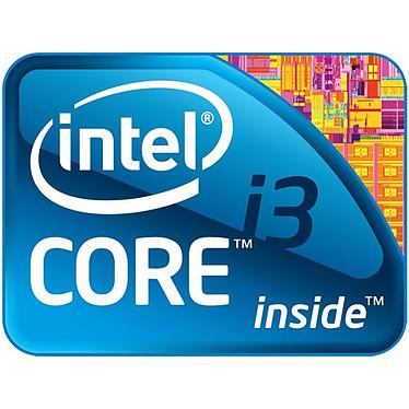 Intel Core i3-350M (2.26 GHz) Processeur Dual Core Socket PGA988 Cache L3 3 Mo GMA Intel HD 0.032 micron